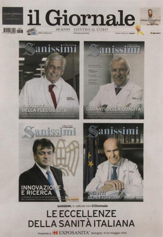 Le eccellenze della sanità italina