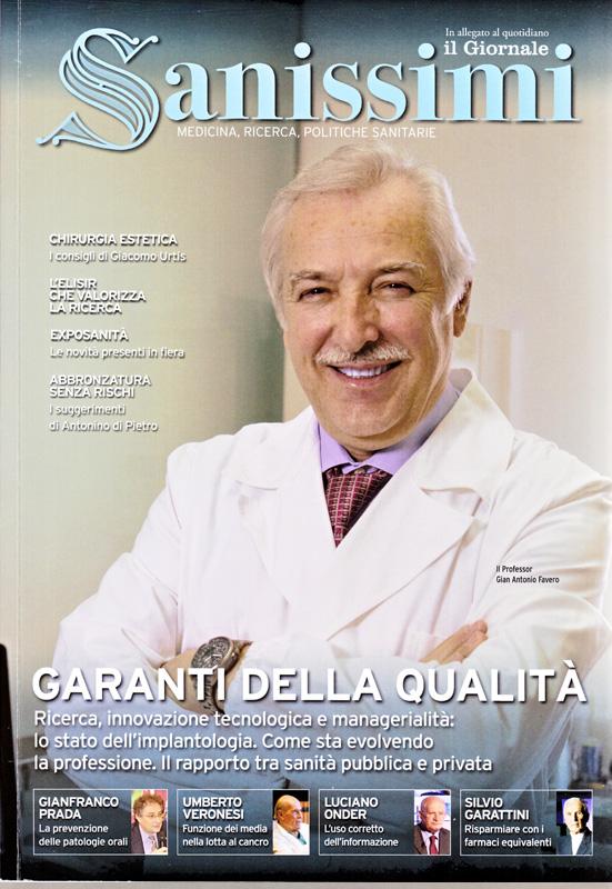Garanti della qualità: Le nuove sfide dell'implantologia