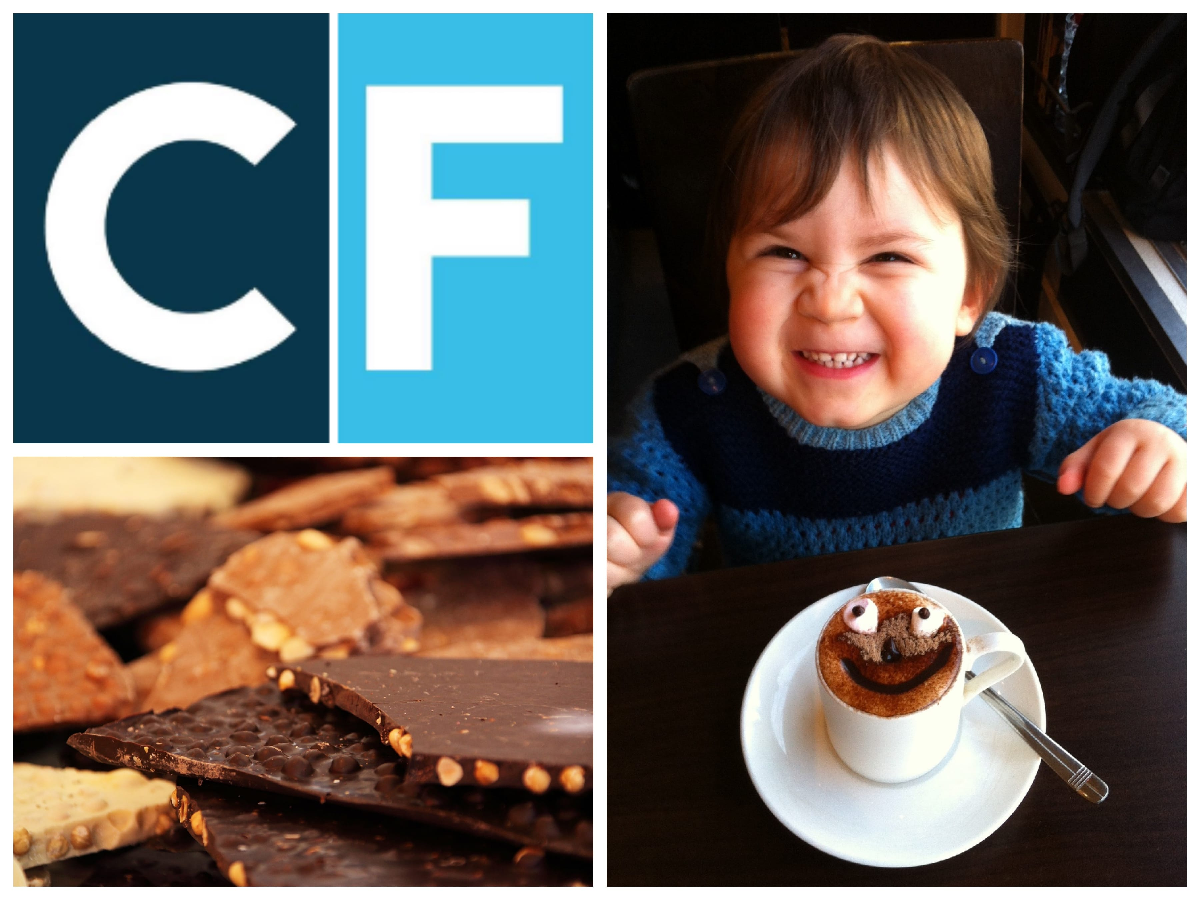 Il cioccolato fondente...un toccasana per i denti!